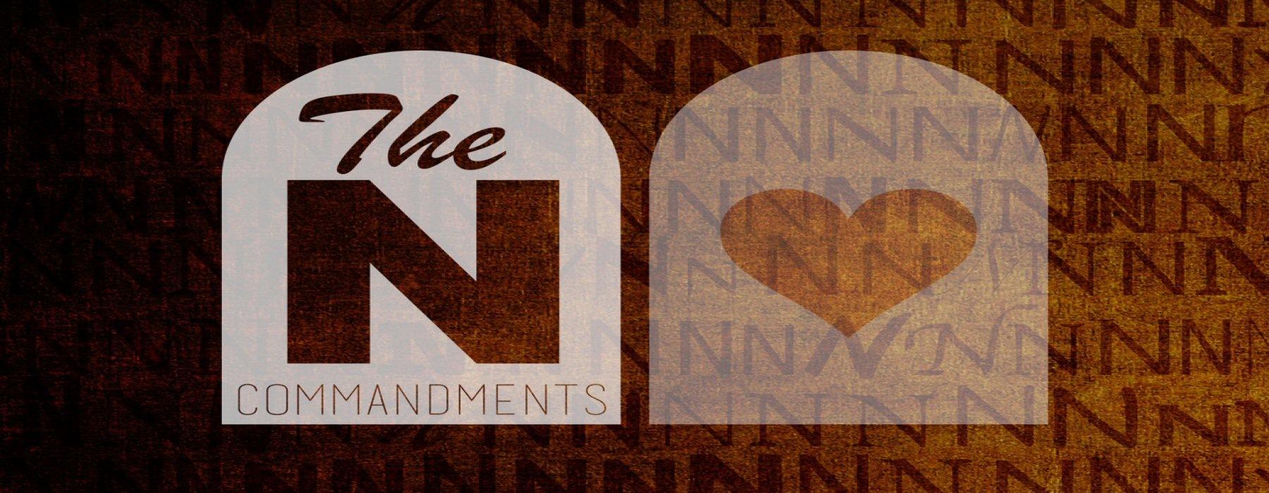 The N Commandments